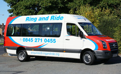 The Ring and Ride service in the West Midlands has been saved from the ...: www.solihullupdates.com/?p=155