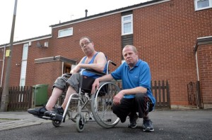 disabled brothers