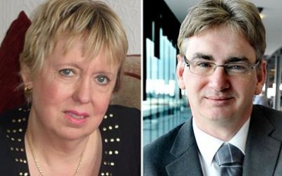 Shoppers stunned as Solihull MP Lorely Burt and election rival clash in Morrisons supermarket
