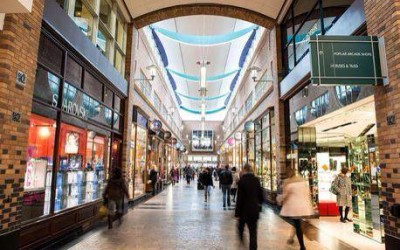 Solihull in top 5 destinations for shopping in UK