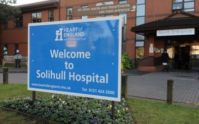 Solihull MP hails promises over dementia ward