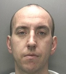 Taxi robber who grabbed Christmas takings jailed for six years