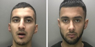 Men sentenced after Solihull pensioners duped in courier fraud con