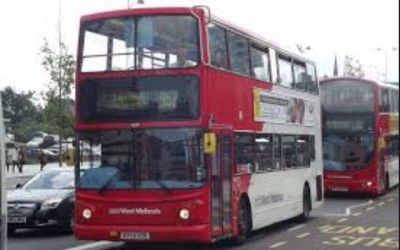 Man arrested over sexual assault on 957 bus