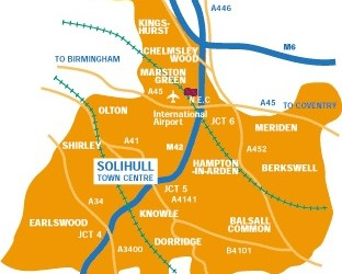 Solihull open to regional collaboration discussions