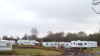 Solihull travellers' pitches plan approved