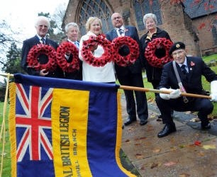 Solihull's Poppy Appeal smashes all previous records to mark centenary of WW1