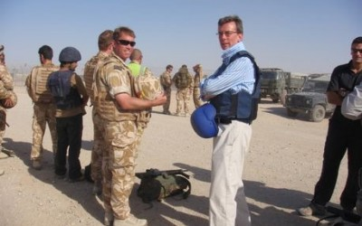 Solihull aid worker will stay in Afghanistan despite horror attacks